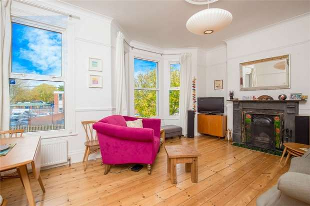 2 Bedrooms Flat for sale in Palermo Road, Kensal Green, London