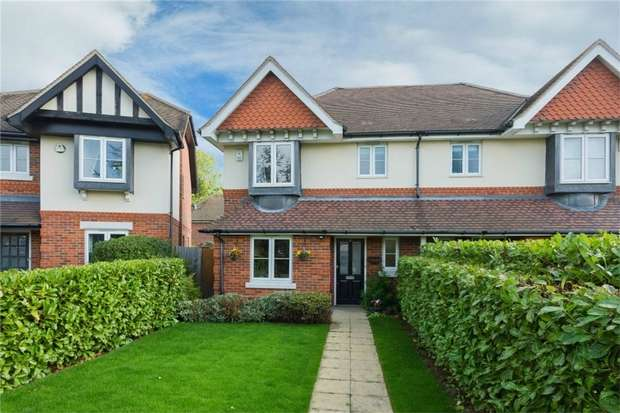 3 Bedrooms Semi Detached House for sale in 2 Swallow Fields, IVER, Berkshire