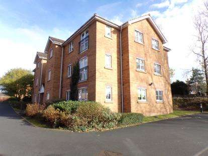 2 Bedrooms Flat for sale in Barrow Close, Walsall Wood, Walsall, West Midlands