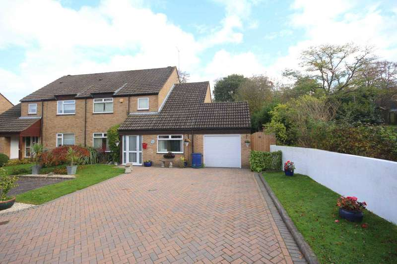 4 Bedrooms Semi Detached House for sale in Haywood, Bracknell