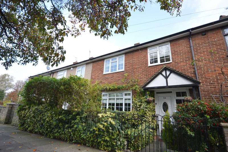 3 Bedrooms Terraced House for sale in Godstow Road, London