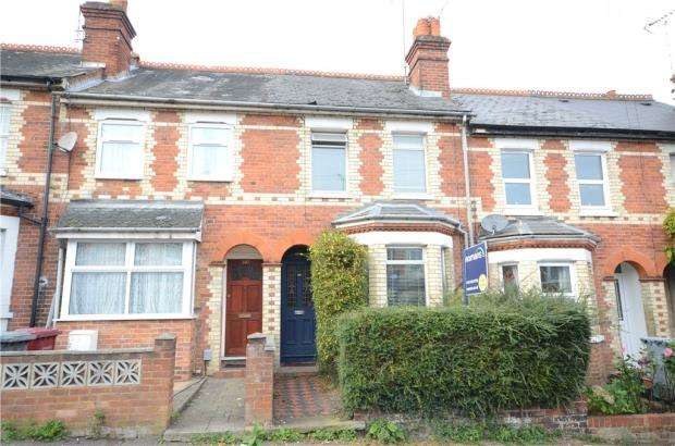 3 Bedrooms Terraced House for sale in Beecham Road, Reading, Berkshire