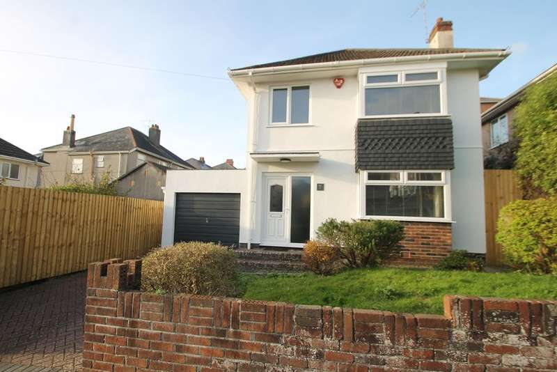 3 Bedrooms Detached House for sale in Peverell