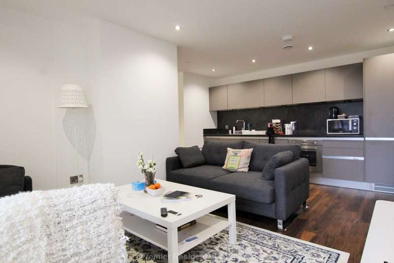 2 Bedrooms Apartment Flat for sale in Cambridge St, Manchester