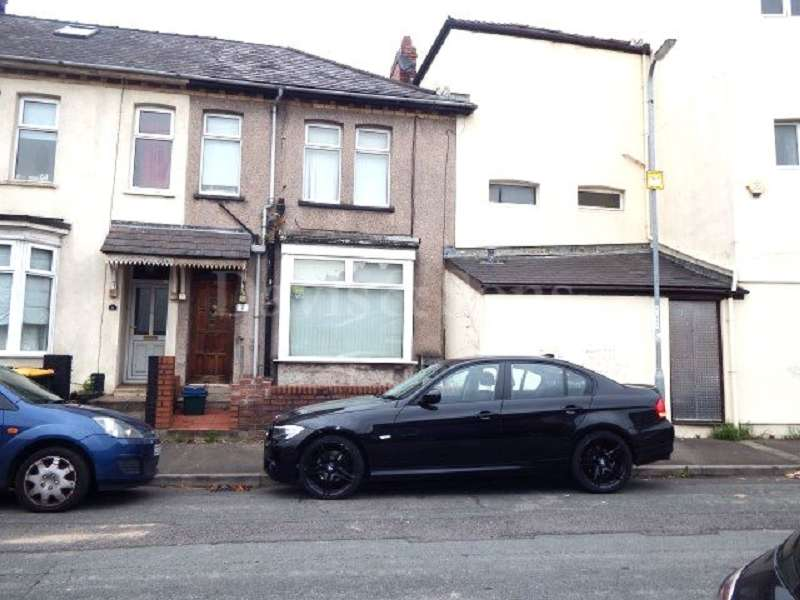 2 Bedrooms Terraced House for sale in Prospect Street, Off Malpas Road, Newport. NP20 5LY