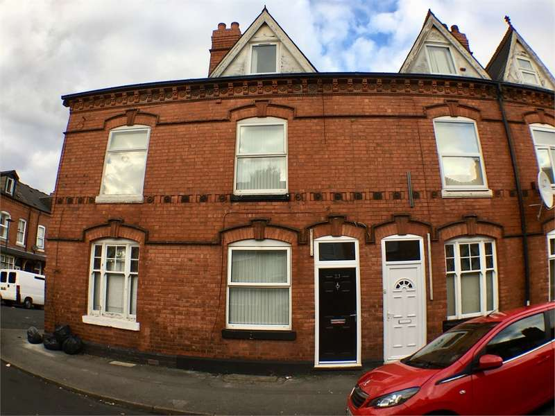 4 Bedrooms Terraced House for sale in Eldon Road, Birmingham, West Midlands