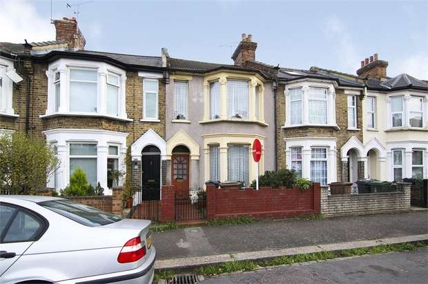 2 Bedrooms Terraced House for sale in Greville Road, Walthamstow, London