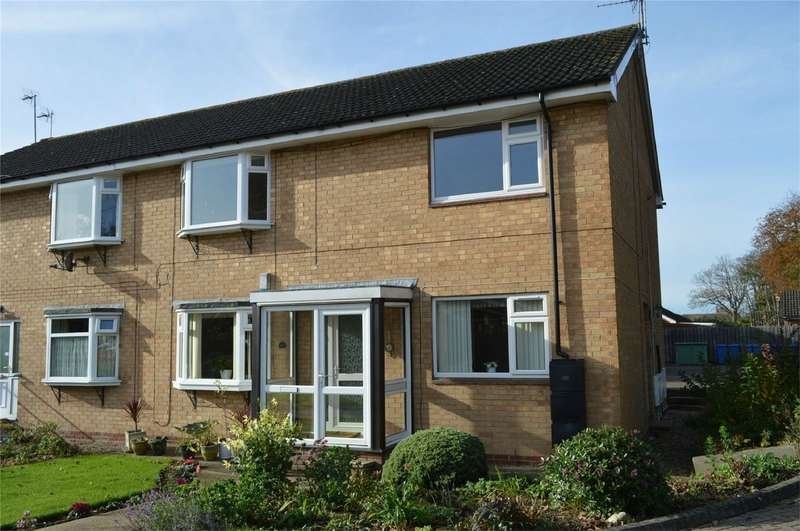 2 Bedrooms Flat for sale in Beckside, HORNSEA, East Riding of Yorkshire