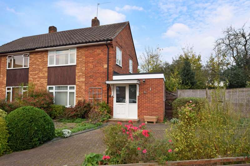 3 Bedrooms Semi Detached House for sale in Southfield Gardens, Burnham, SL1