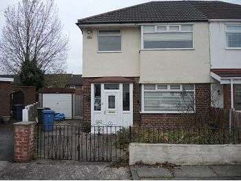 3 Bedrooms Semi Detached House for sale in Stavert Close, Norris Green, Liverpool