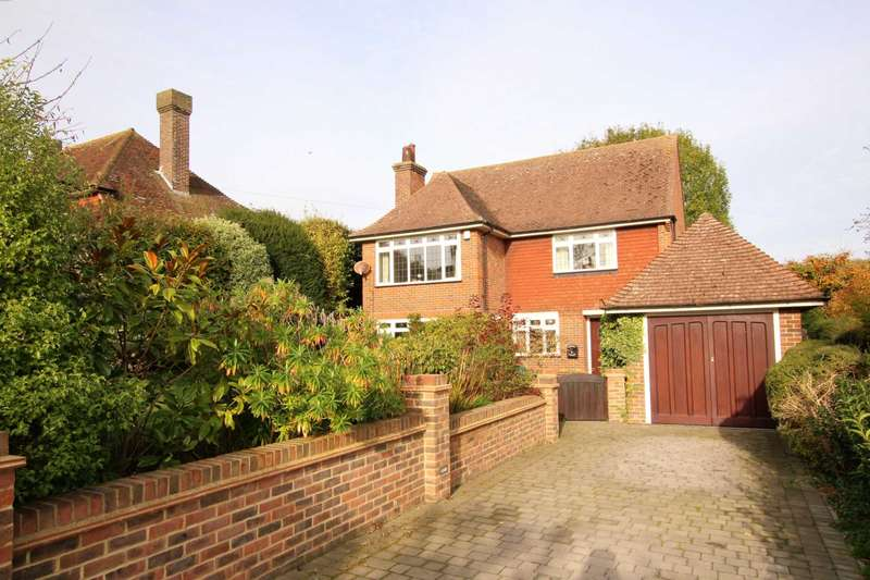 3 Bedrooms Detached House for sale in The Close, Eastbourne, BN20 9BW