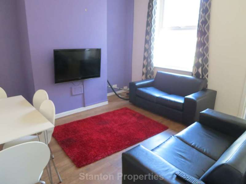 8 Bedrooms Terraced House for rent in 93 pppw, Patten Street, Withington