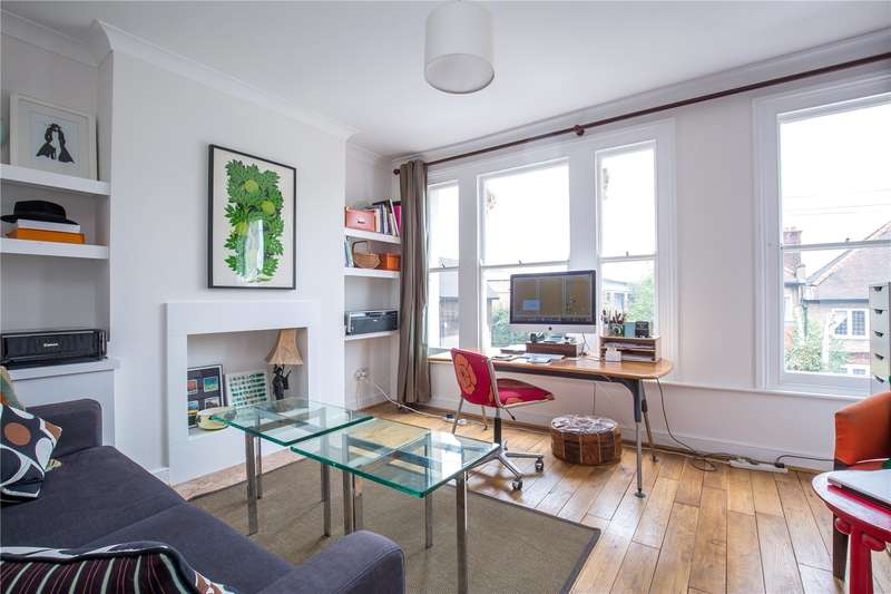 2 Bedrooms Apartment Flat for sale in Inderwick Road, Crouch End, London, N8