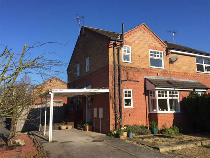 1 Bedroom House for sale in Showfield Drive, Easingwold, York, YO61 3GD