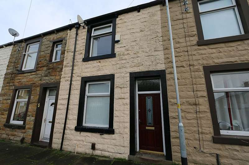 2 Bedrooms Terraced House for sale in Pitt Street, Padiham, Burnley, Lancashire, BB12 8RR