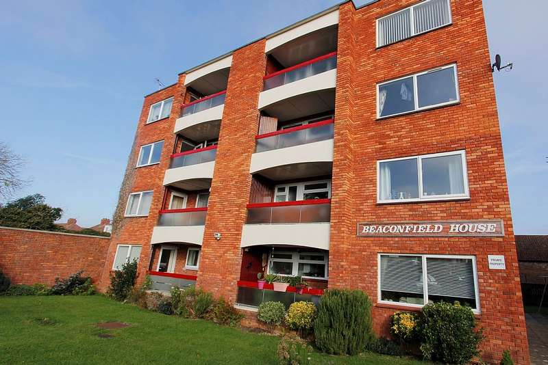 2 Bedrooms Flat for sale in Beaconfield, Sandown Close, Bridgwater, Somerset, TA6 6BT