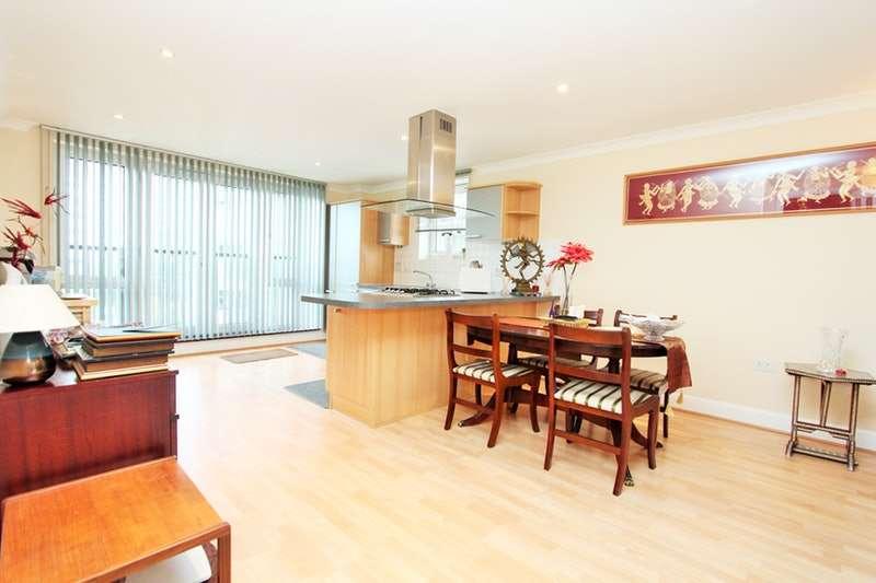 2 Bedrooms Flat for sale in Keswick Road, London, London, SW15