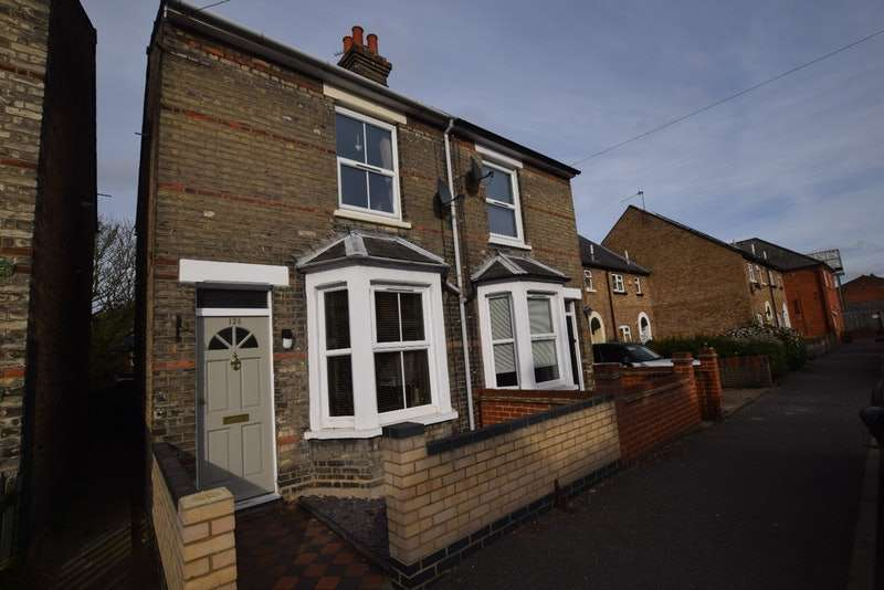 3 Bedrooms Semi Detached House for sale in Morant Road, Colchester, Essex, CO1