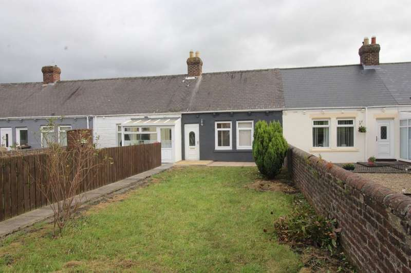 2 Bedrooms Bungalow for sale in Westview Terrace, Stanley, DH9