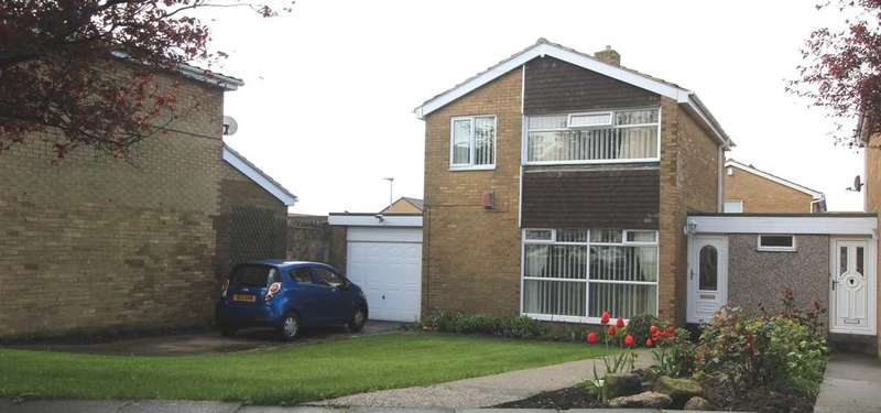 3 Bedrooms Detached House for sale in Cramond Way, Collingwood Grange, Cramlington