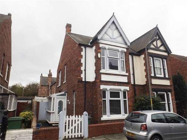 3 Bedrooms Semi Detached House for sale in Ellen Avenue, Stockton-on-Tees, Durham