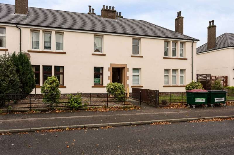 2 Bedrooms Flat for sale in Kerrsview Terrace, Dundee, Angus, DD4 9BH