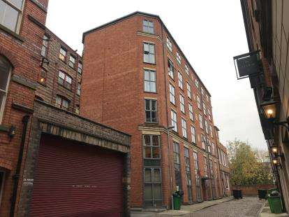 2 Bedrooms Flat for sale in New Court, 14 Ristes Place, Nottingham, City Of Nottingham