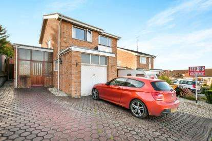 4 Bedrooms Detached House for sale in Torridge Close, Greenmeadow, Swindon, Wiltshire