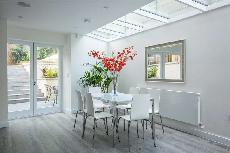 3 Bedrooms Semi Detached House for sale in Ribblesdale Road, Crouch End, London, N8