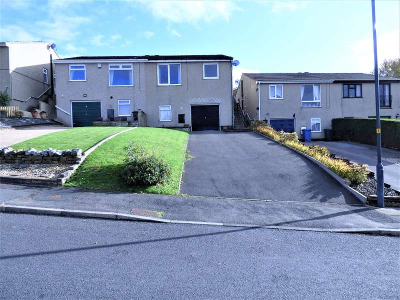 2 Bedrooms Semi Detached House for sale in Rankins Well Road, Skipton
