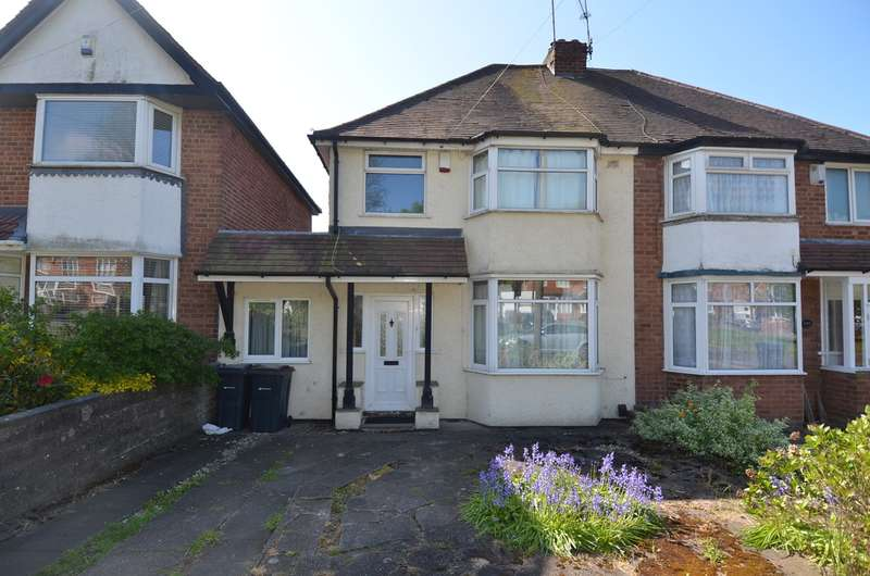 3 Bedrooms Semi Detached House for sale in Broad Lane, Kings Heath , Birmingham, B14