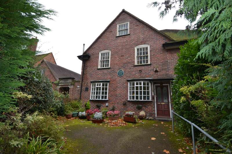 4 Bedrooms Town House for sale in Oxford Road, Moseley, Birmingham, B13