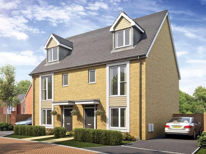 4 Bedrooms Semi Detached House for sale in Cofton Grange, Cofton Hackett, Birmingham, B45