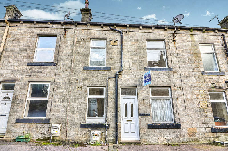2 Bedrooms Terraced House for sale in Gladstone Street, Todmorden, OL14