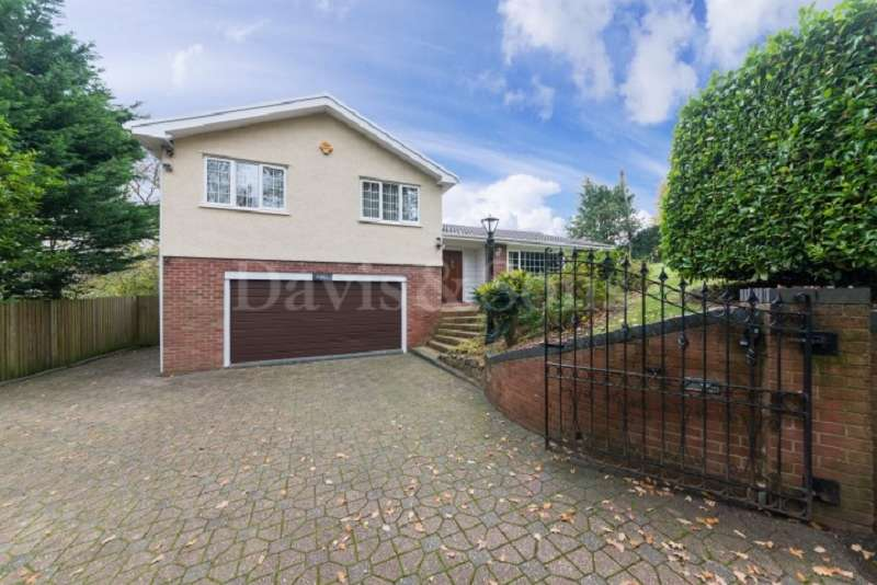 3 Bedrooms Detached House for sale in Penywaun Road, St Dials, Off Greenmeadow Way, Cwmbran. NP44 4LT