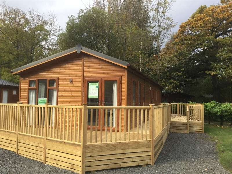 Park Home Mobile Home for sale in LA23 1LF Grasmere 7, White Cross Bay Holiday Park, Windermere