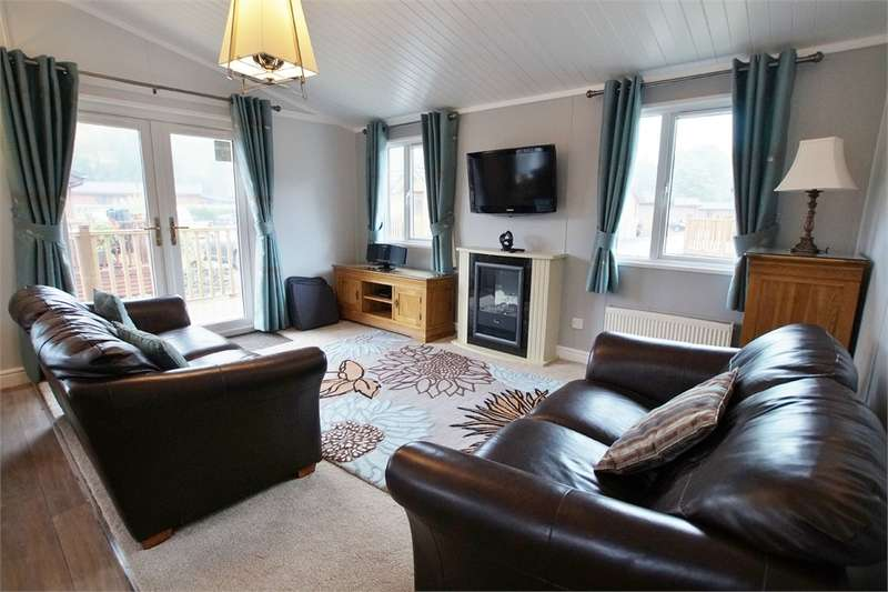 3 Bedrooms Park Home Mobile Home for sale in LA23 1LF Lakeside 2, White Cross Bay, Windermere