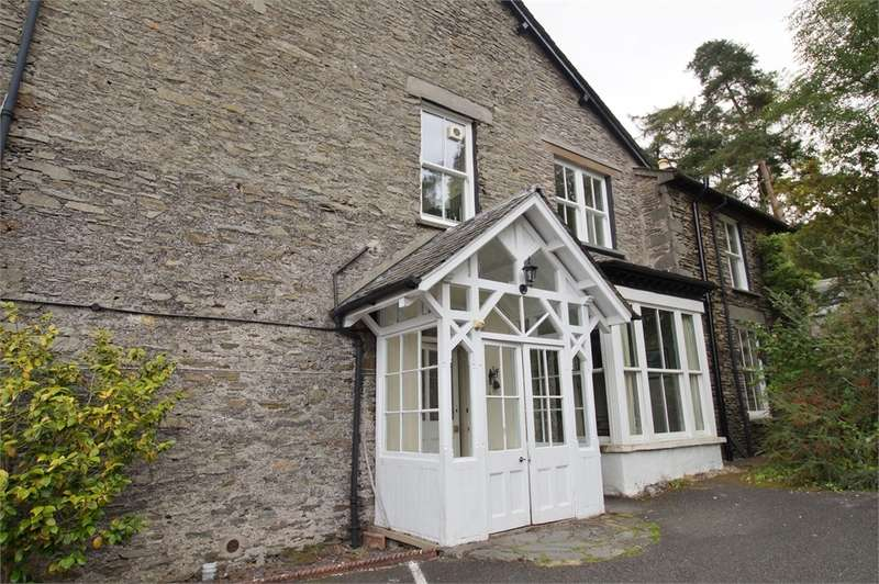 2 Bedrooms Flat for sale in LA23 3AE Flat 2, Brantfield House, Bowness-on Windermere, Cumbria