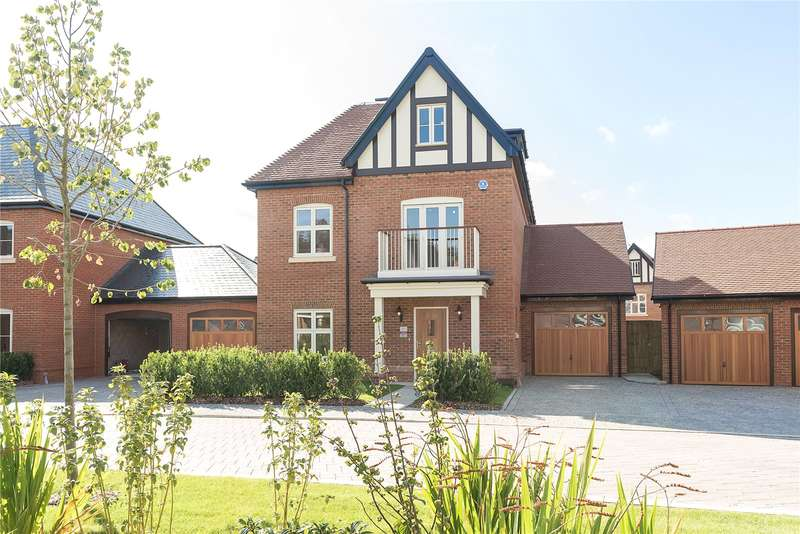 4 Bedrooms Detached House for sale in Unit 86 Jubilee Meadows, Taplow Riverside, Mill Lane, Taplow, SL6