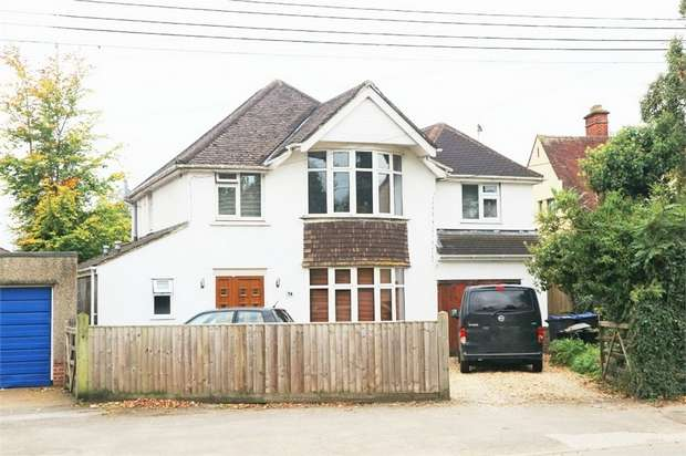 5 Bedrooms Detached House for sale in Bristol Road, Chippenham, Wiltshire