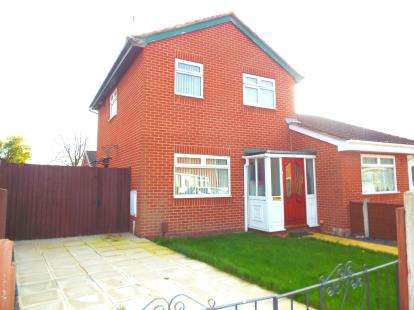3 Bedrooms Semi Detached House for sale in Lord Nelson Street, Warrington, Cheshire