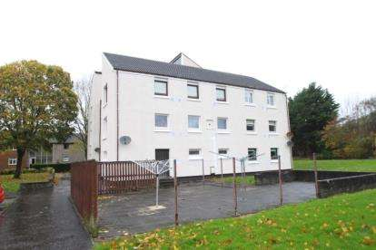 2 Bedrooms Flat for sale in Martin Avenue, Irvine, North Ayrshire