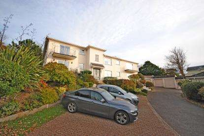 2 Bedrooms Flat for sale in Salcombe Hill Road, Sidmouth, Devon