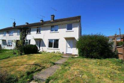 3 Bedrooms End Of Terrace House for sale in Maybush, Southampton