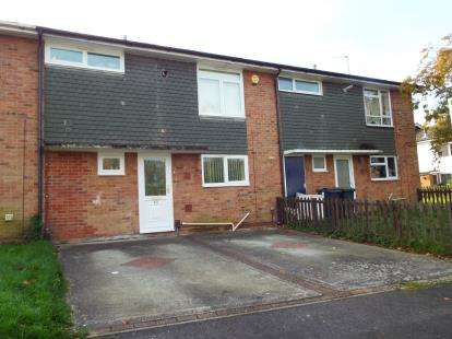 3 Bedrooms Terraced House for sale in Purbrook, Waterlooville, Hampshire