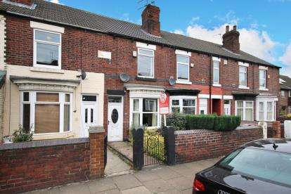 2 Bedrooms Terraced House for sale in Lister Street, Rotherham, South Yorkshire