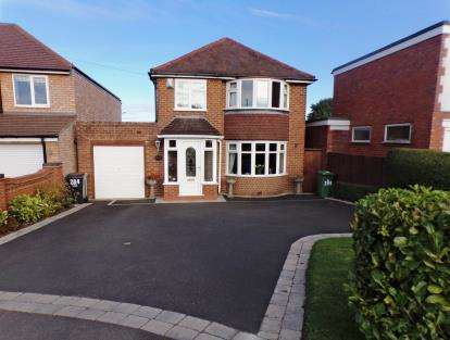3 Bedrooms Detached House for sale in Aldridge Road, Streetly, Sutton Coldfield