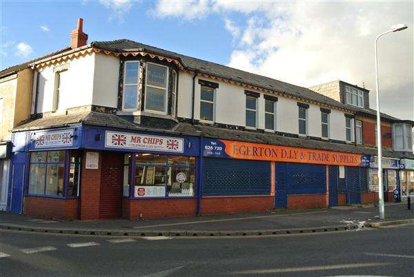 Commercial Property for sale in Egerton Road, Blackpool