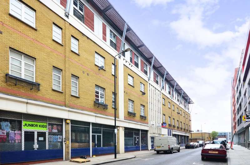1 Bedroom Flat for sale in Plumbers Row, Aldgate, E1