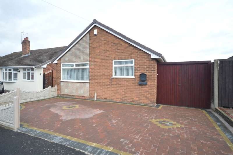2 Bedrooms Detached Bungalow for sale in Bagnall Street, Ocker Hill, Tipton, DY4